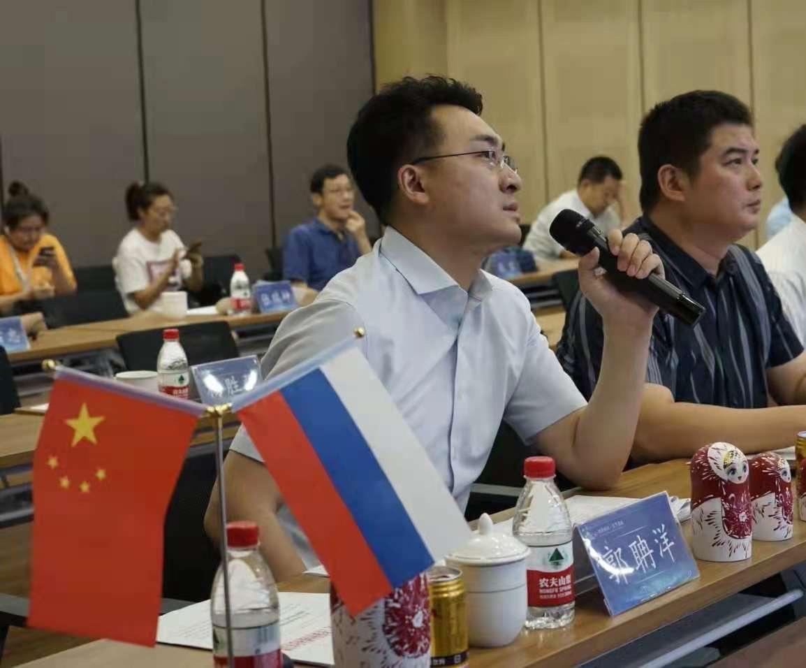 Роботизированные комплексы представили политеховцы на российско-китайском конкурсе «Кубок будущего»