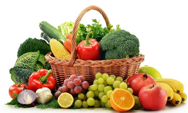 Fruit Vegetables Grapes Apples Pepper Cabbage 512075 2880x1800